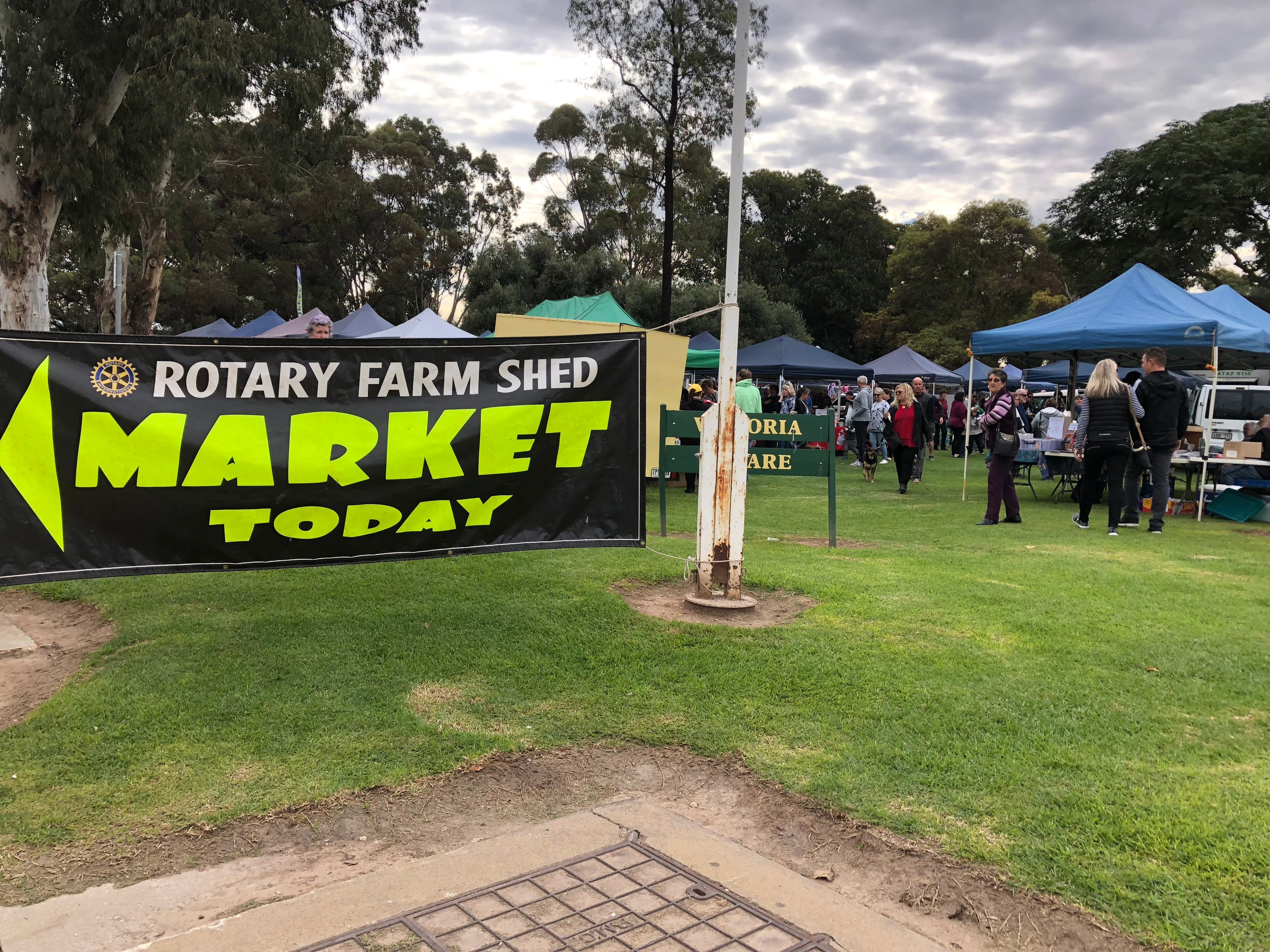 The Rotary Markets Kadina - Tourism Cairns