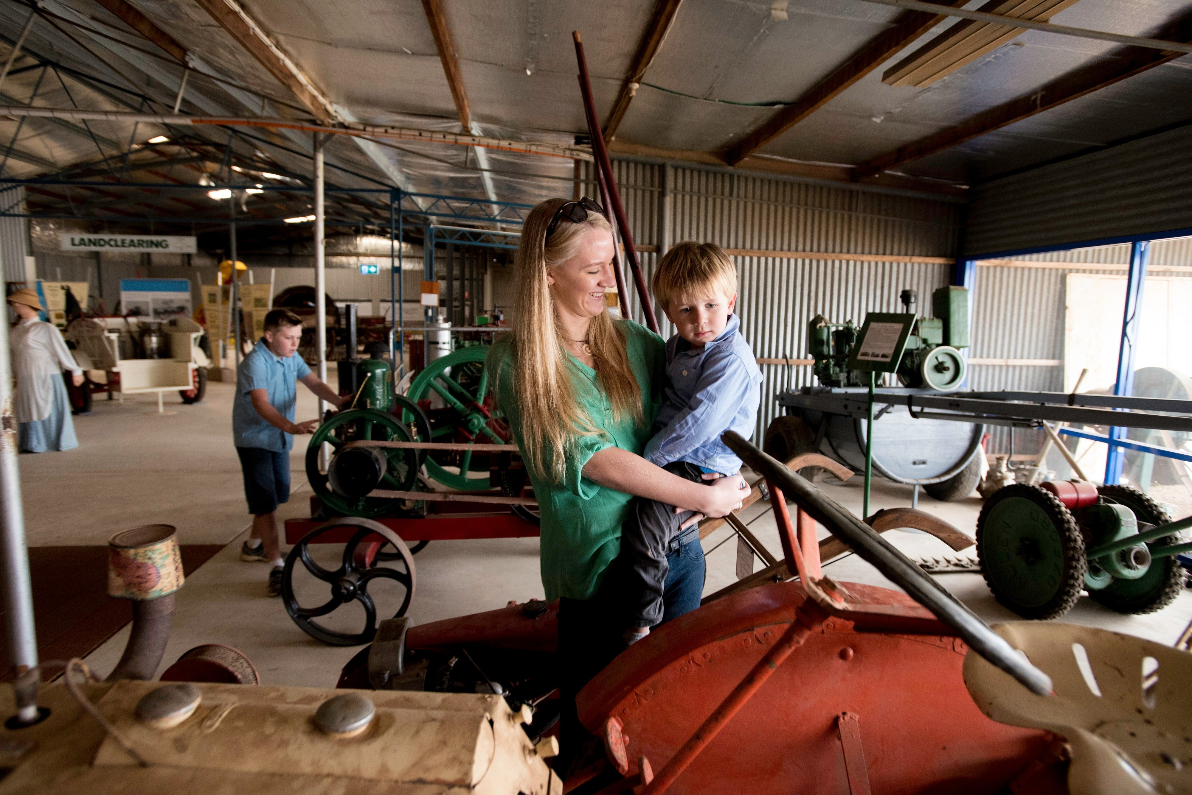 The Farm Shed Museum Kadina - Tourism Cairns