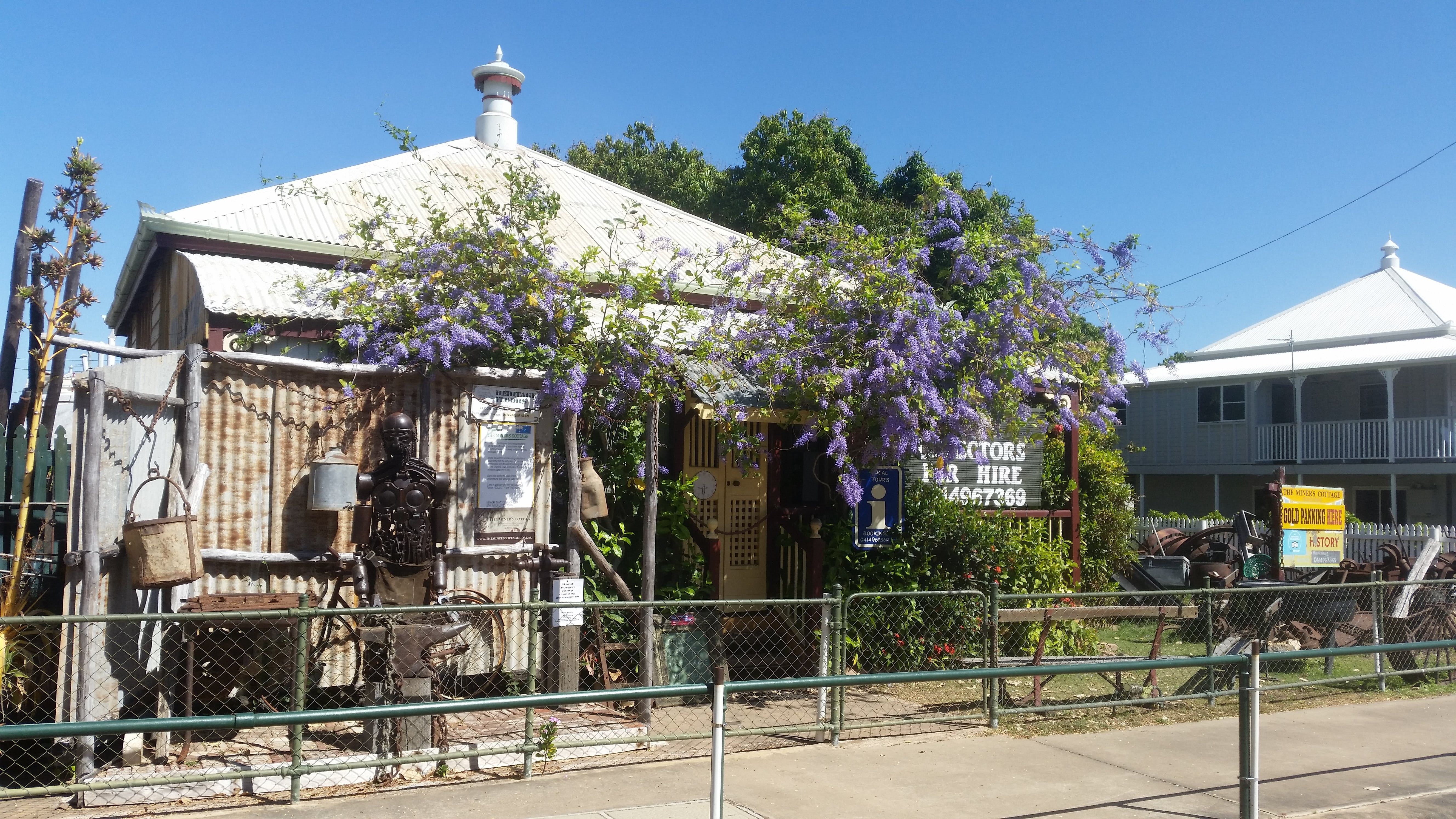The Miner's Cottage - Tourism Cairns