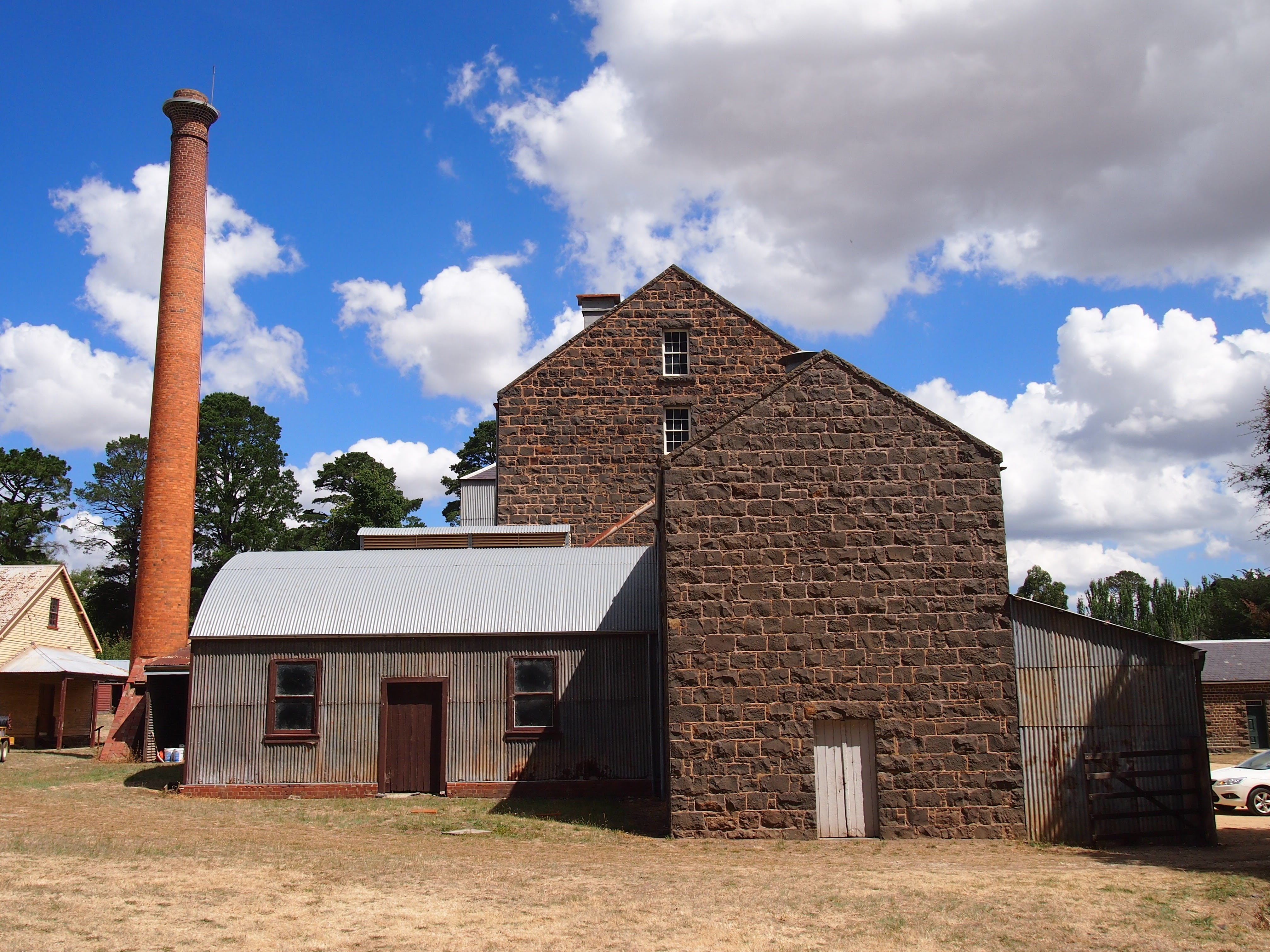 Andersons Mill Smeaton Historic Area - Tourism Cairns