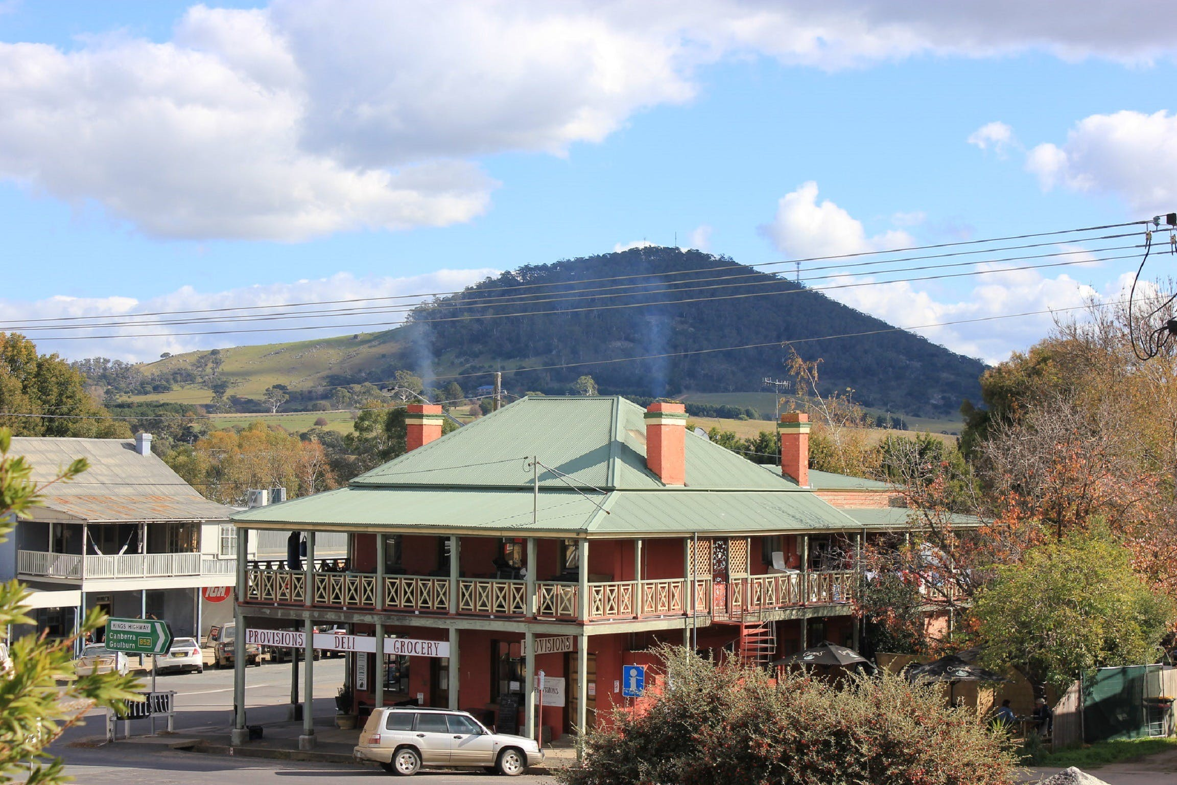 Braidwood Heritage Walk - Tourism Cairns