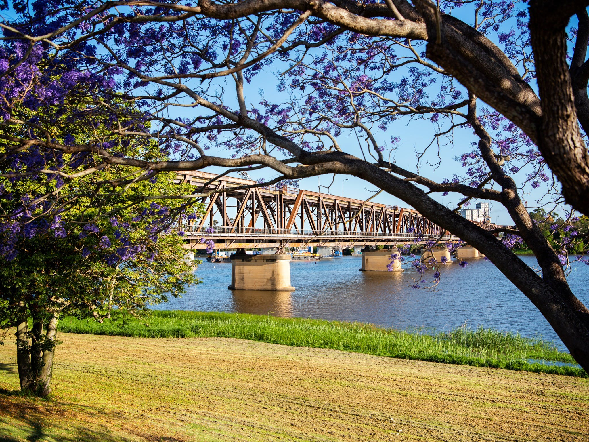 Grafton 'Bendy' Bridge - Tourism Cairns