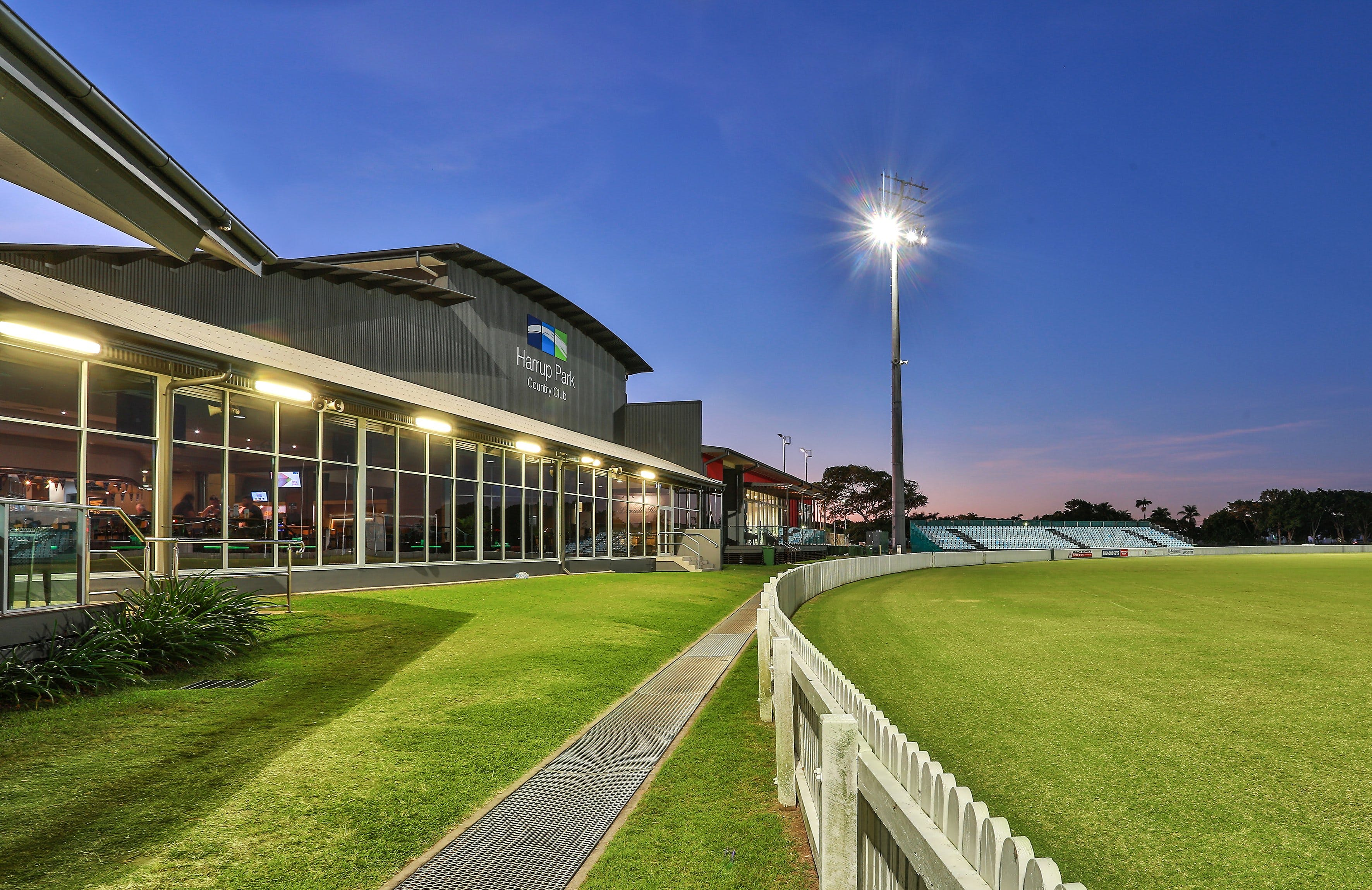 Harrup Park Country Club - Tourism Cairns