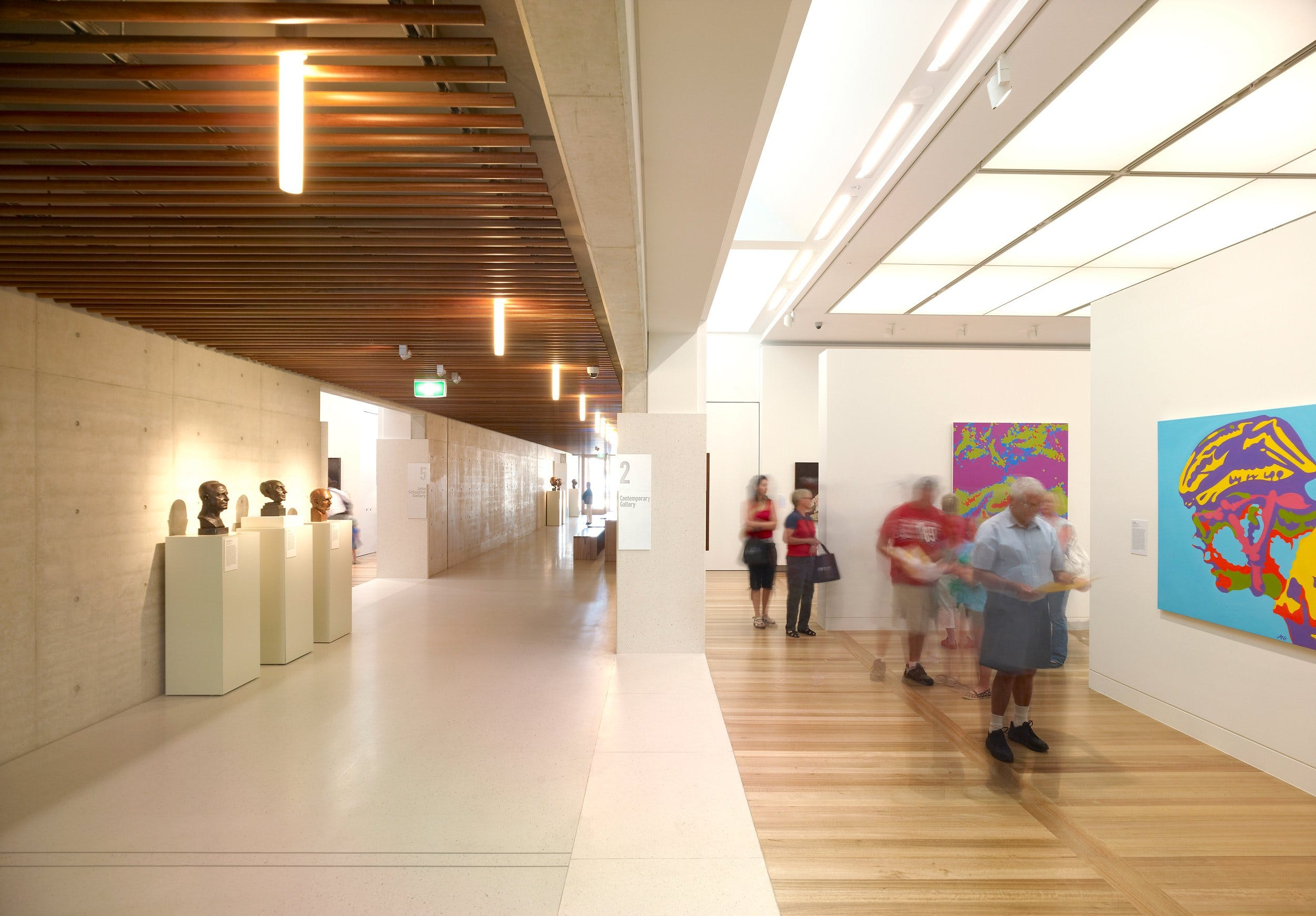 National Portrait Gallery - Tourism Cairns