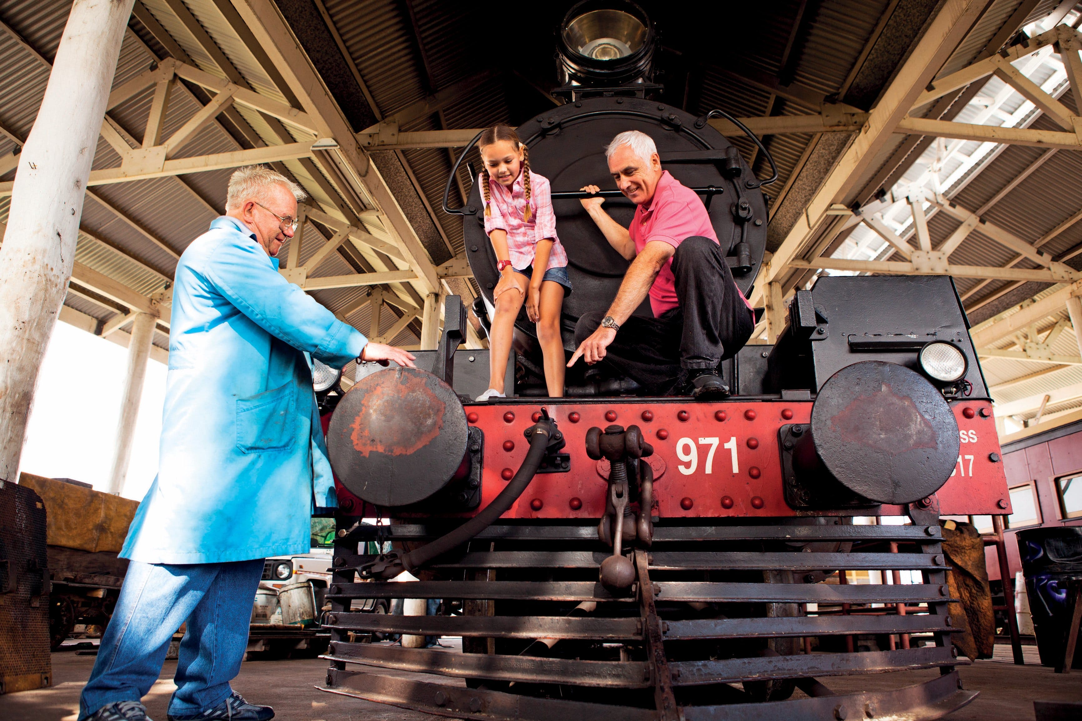 Southern Downs Steam Railway - Tourism Cairns