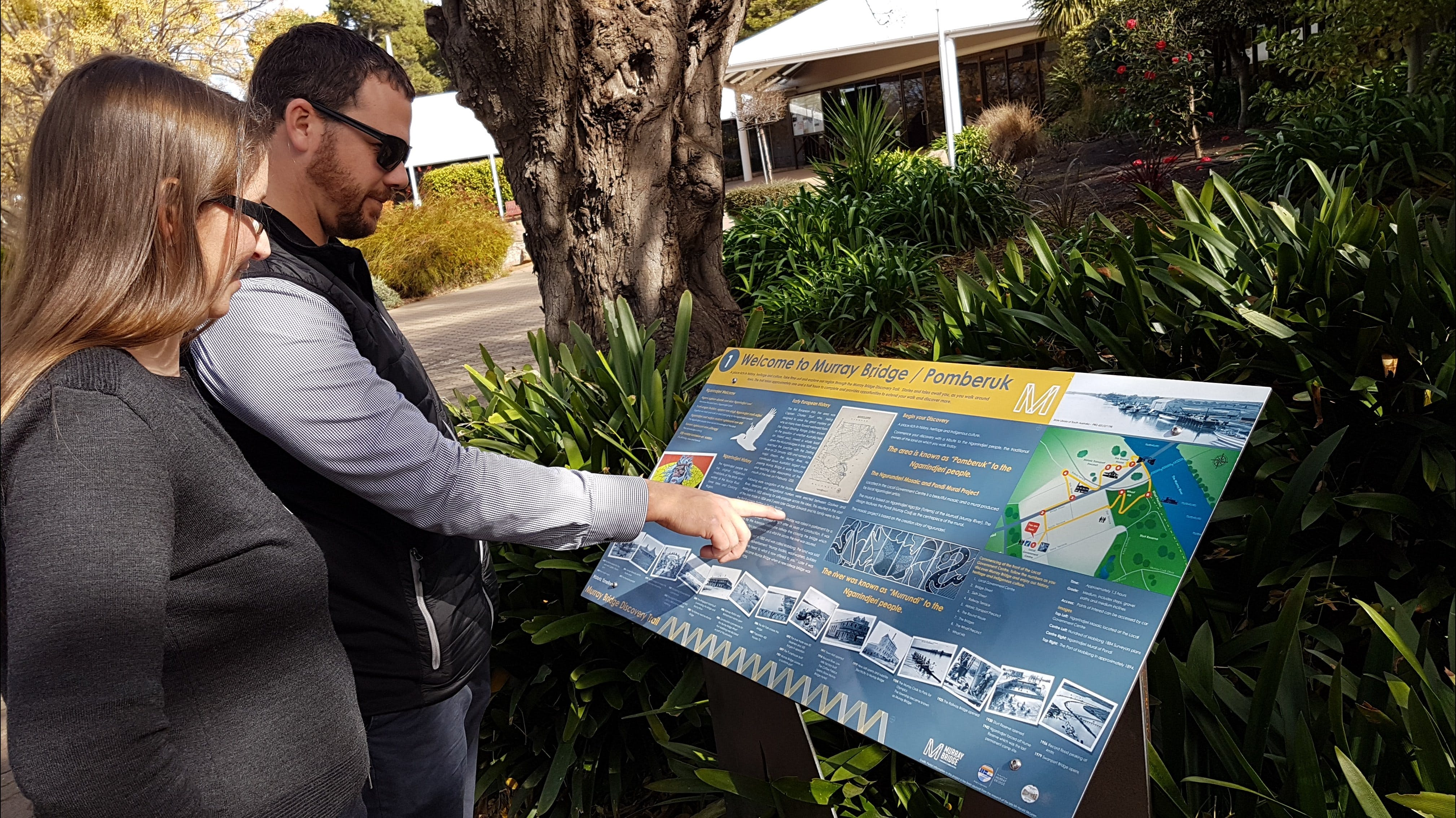 The Murray Bridge Discovery Trail - Tourism Cairns