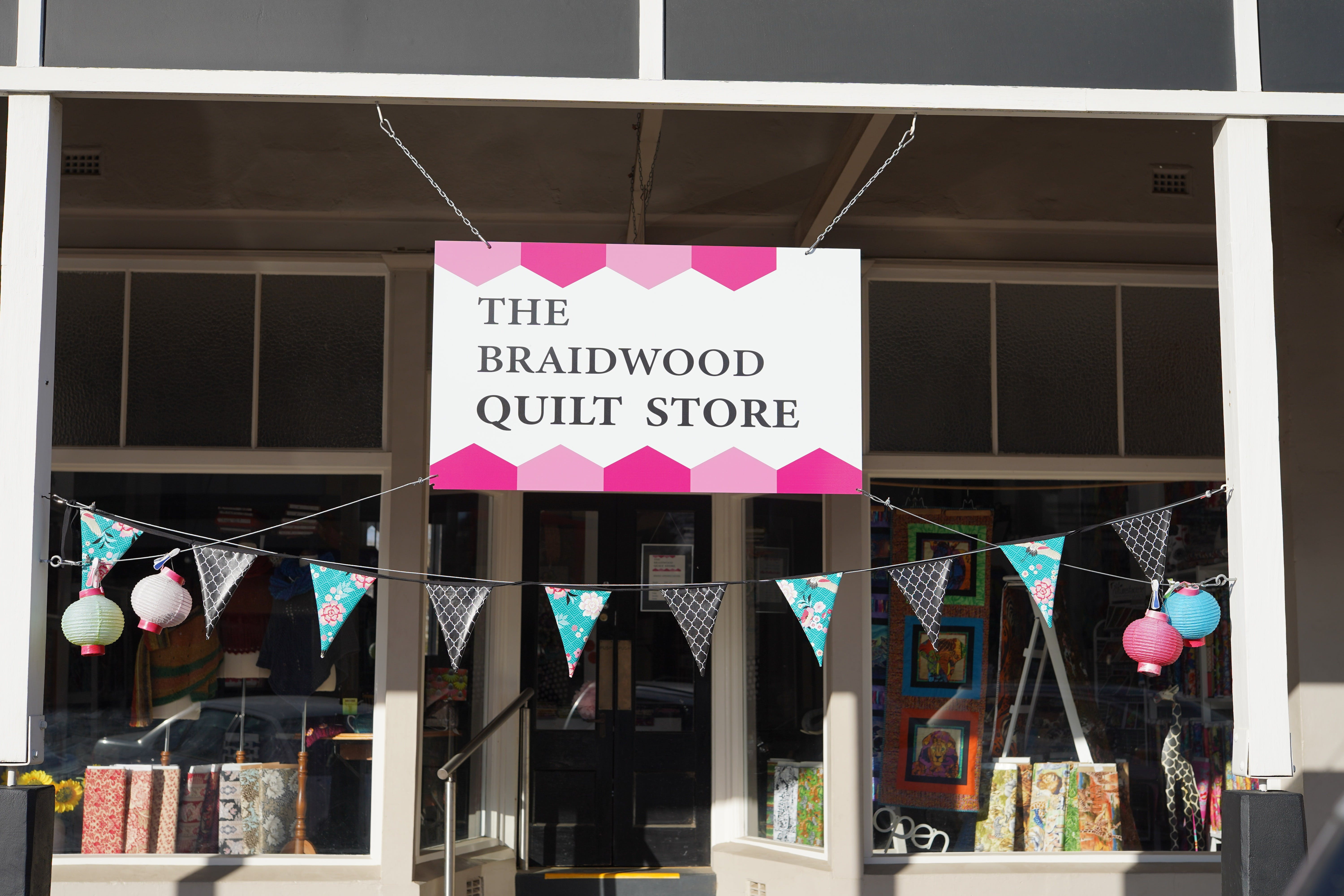 The Braidwood Quilt Store - Tourism Cairns