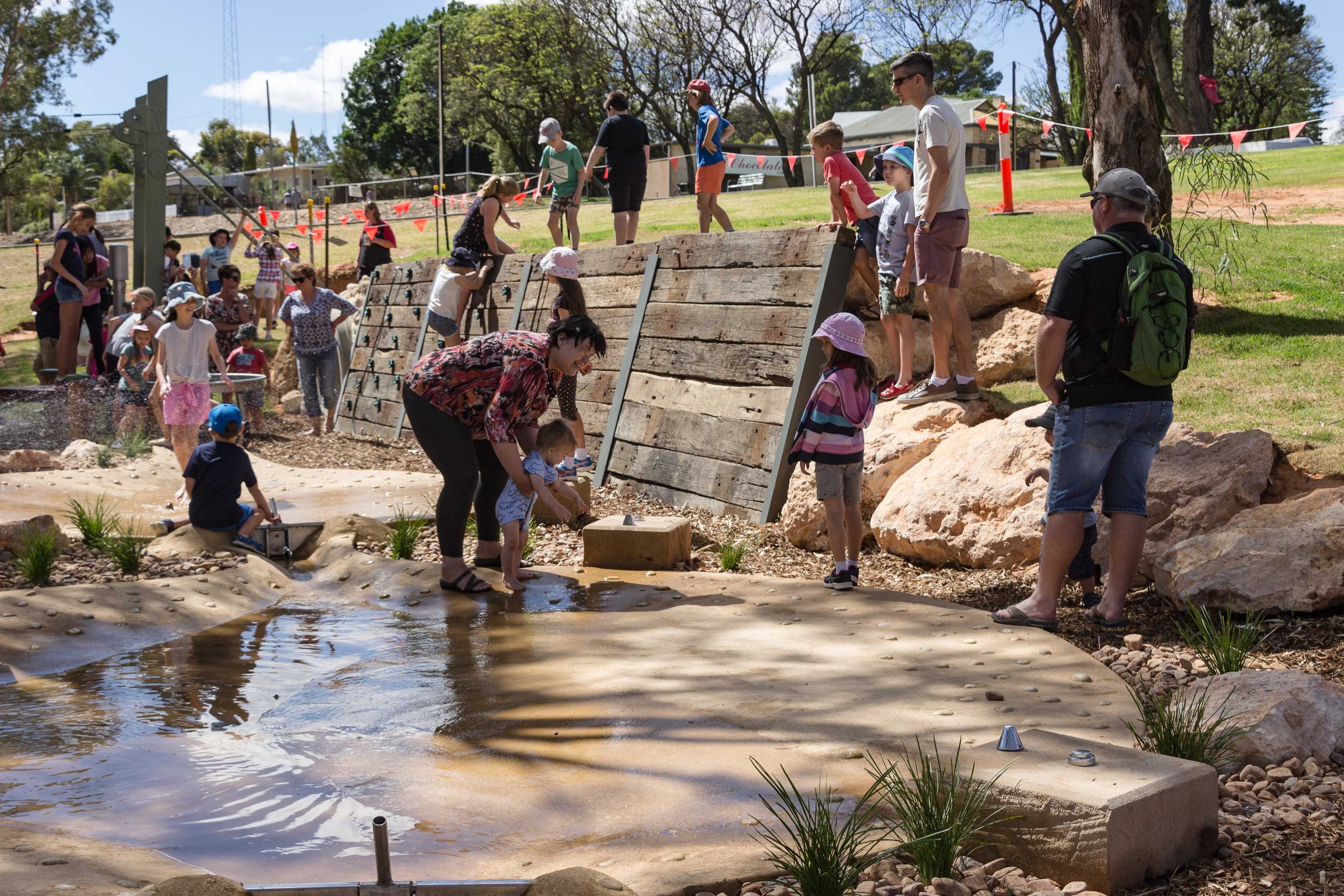 Waikerie Water and Nature Play Park - Tourism Cairns