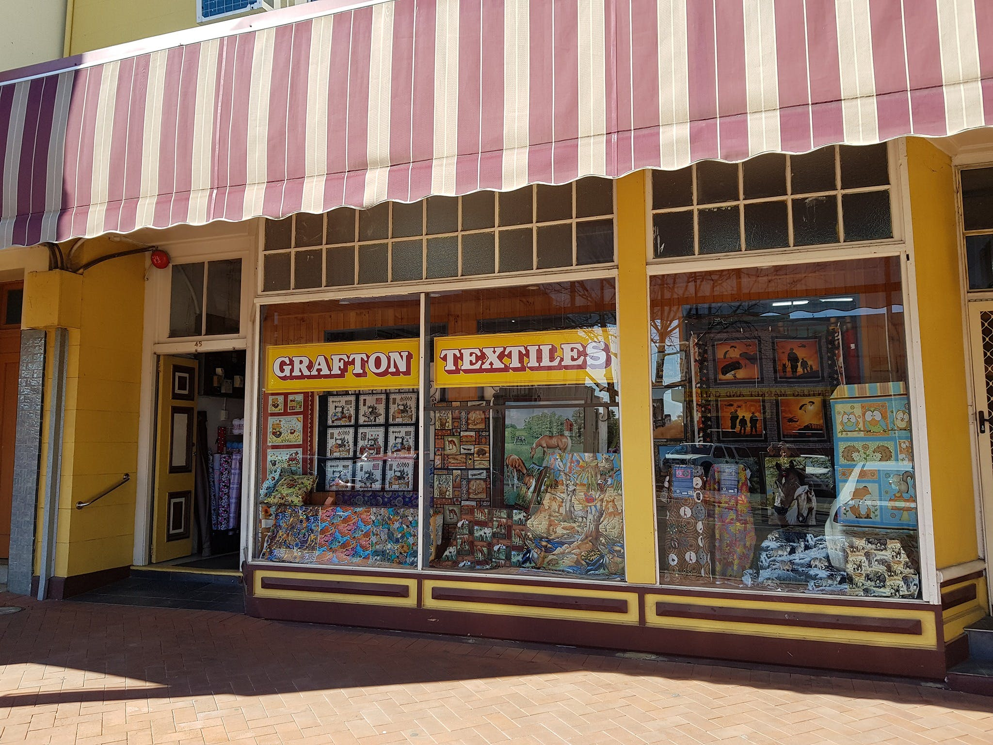 Grafton Textiles - Tourism Cairns