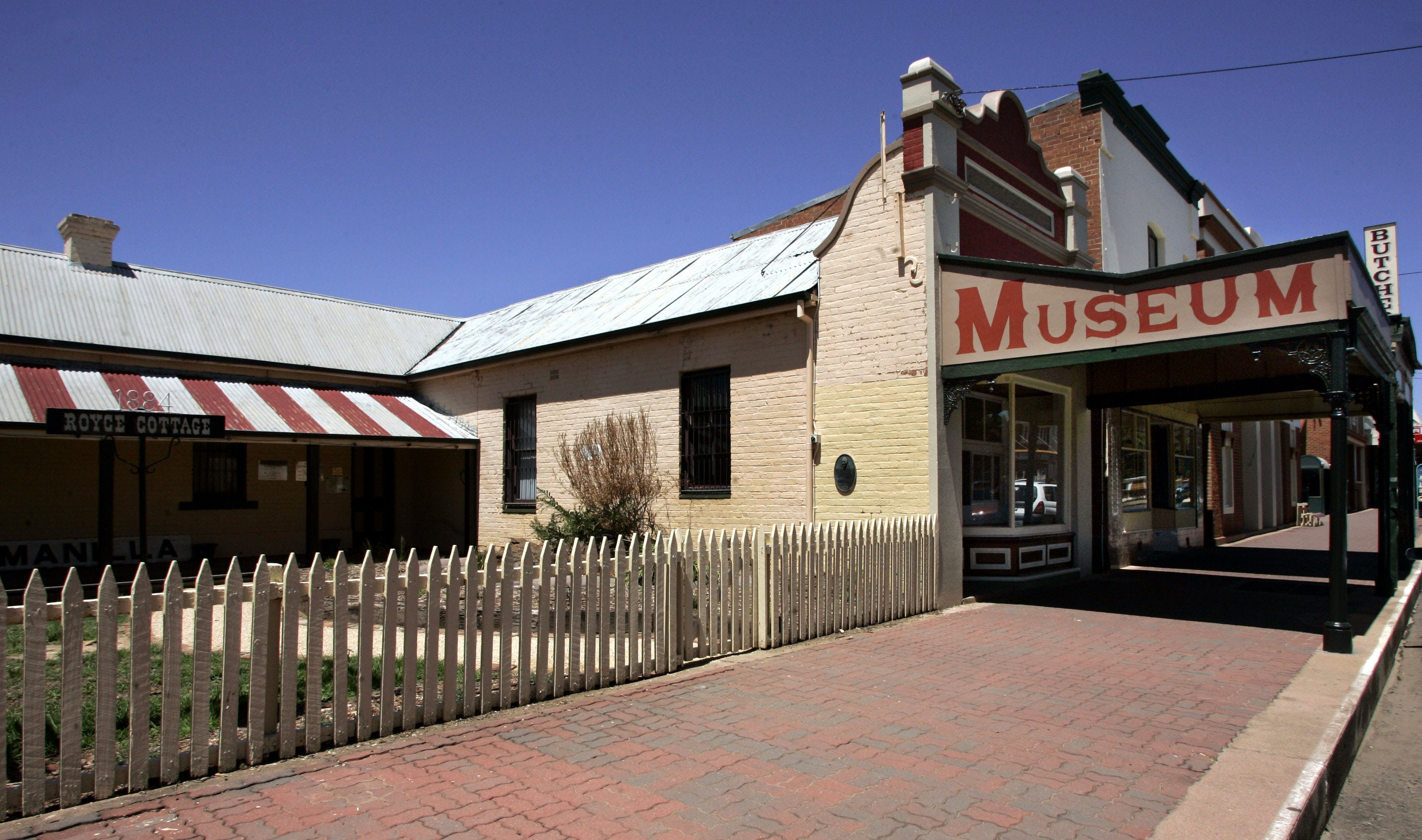 Manilla Heritage Museum - Tourism Cairns
