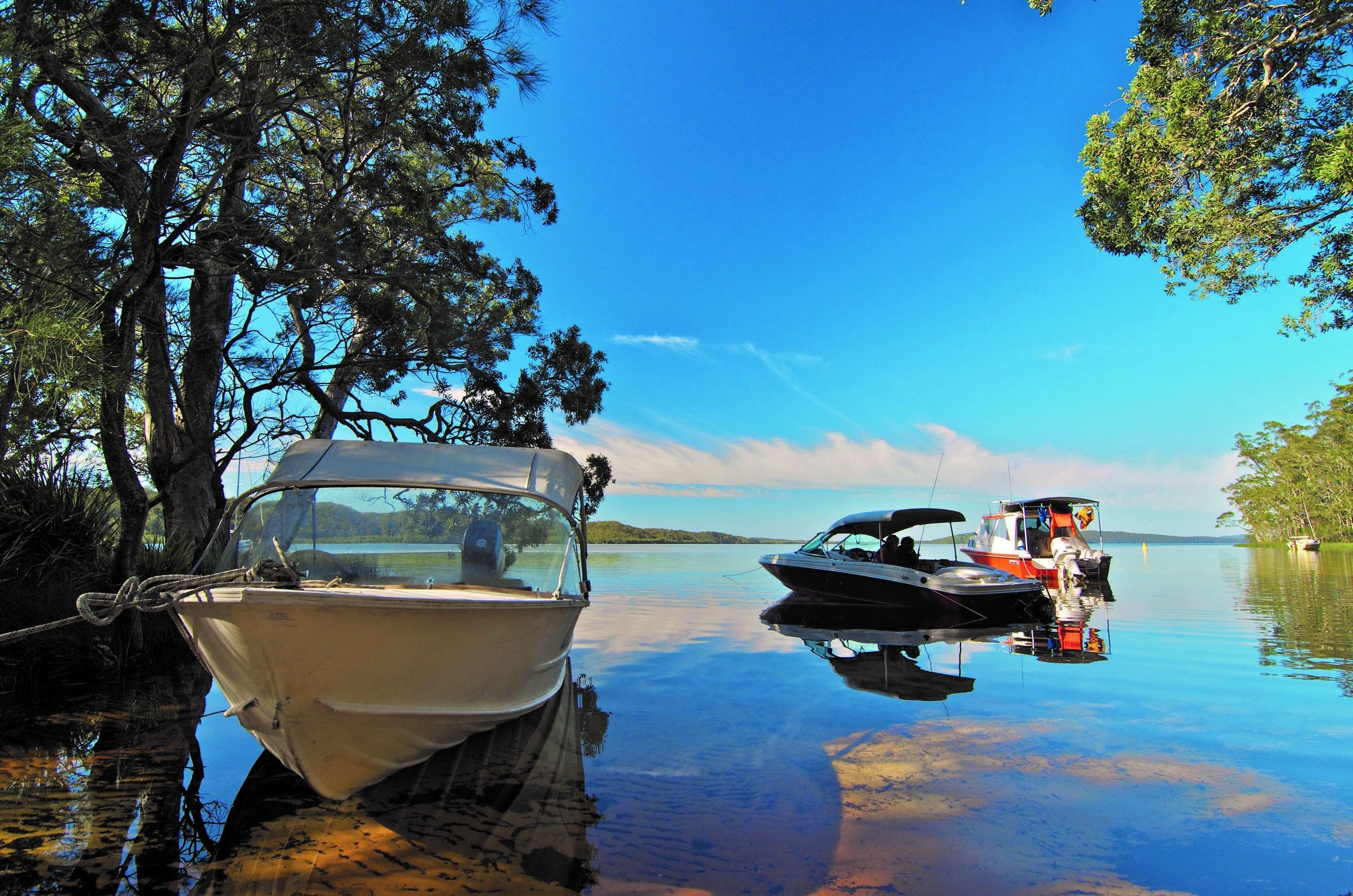 Myall Lakes National Park - Tourism Cairns