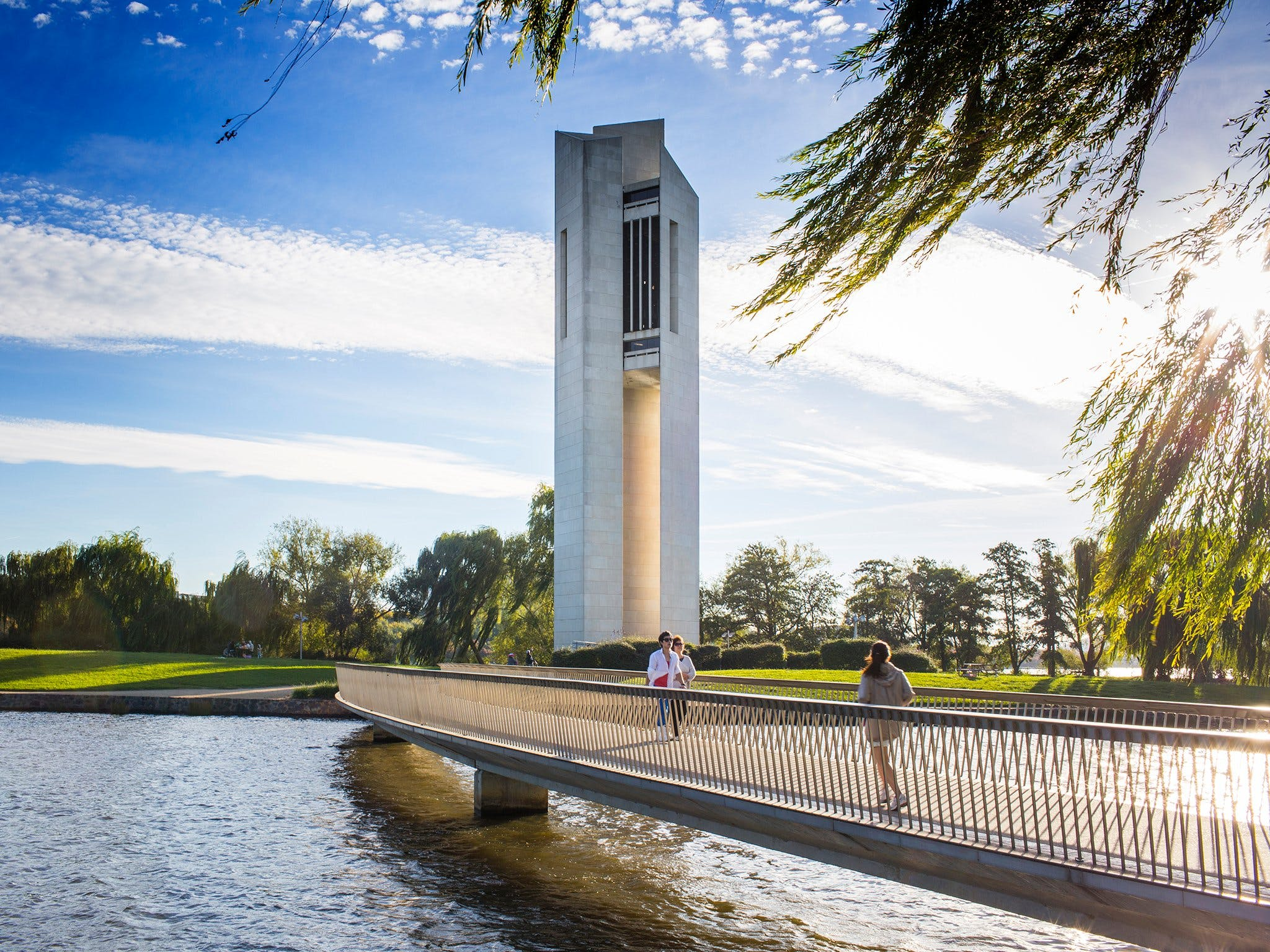 National Carillon - Tourism Cairns