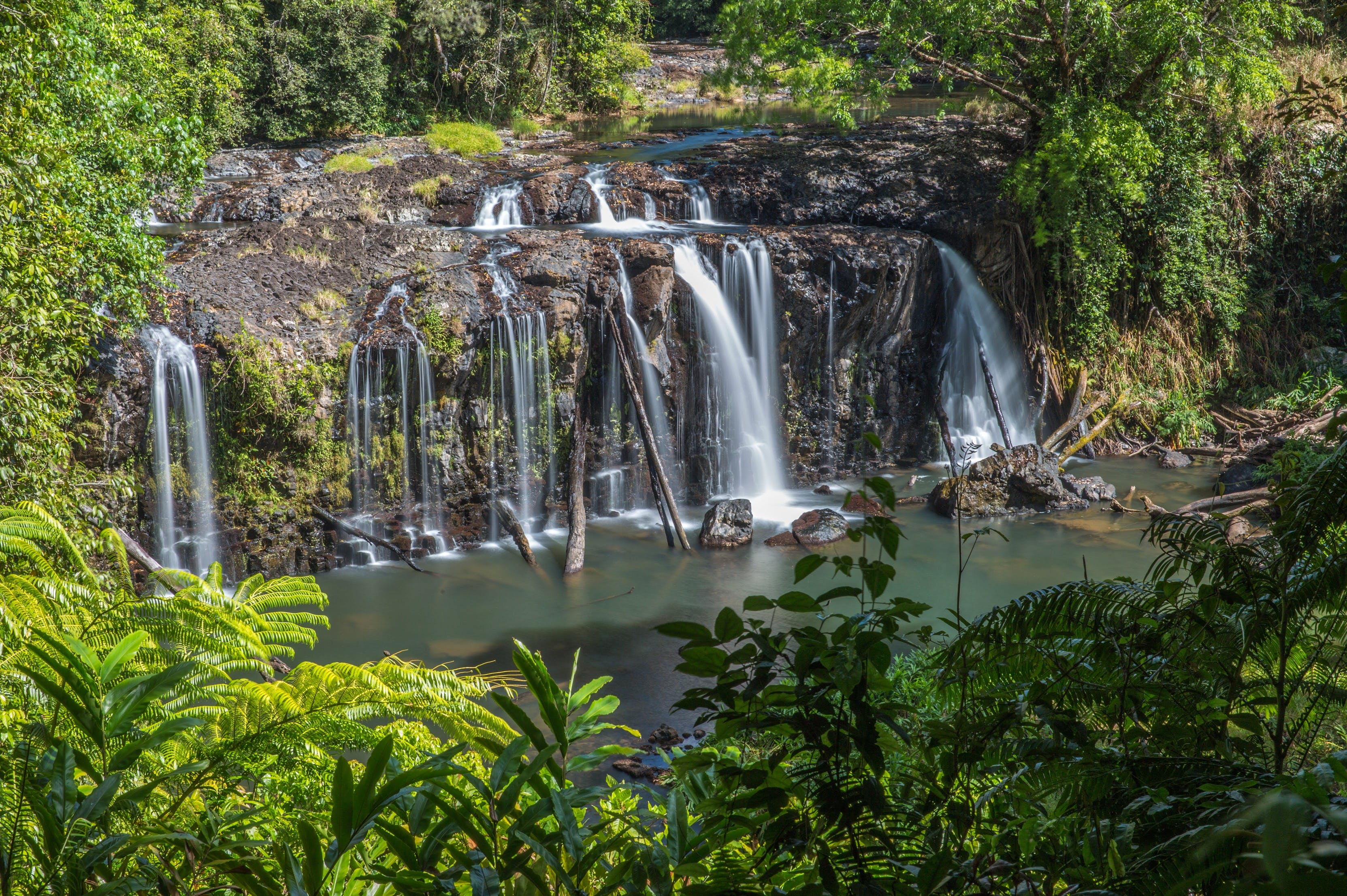 Wallicher Falls - Tourism Cairns