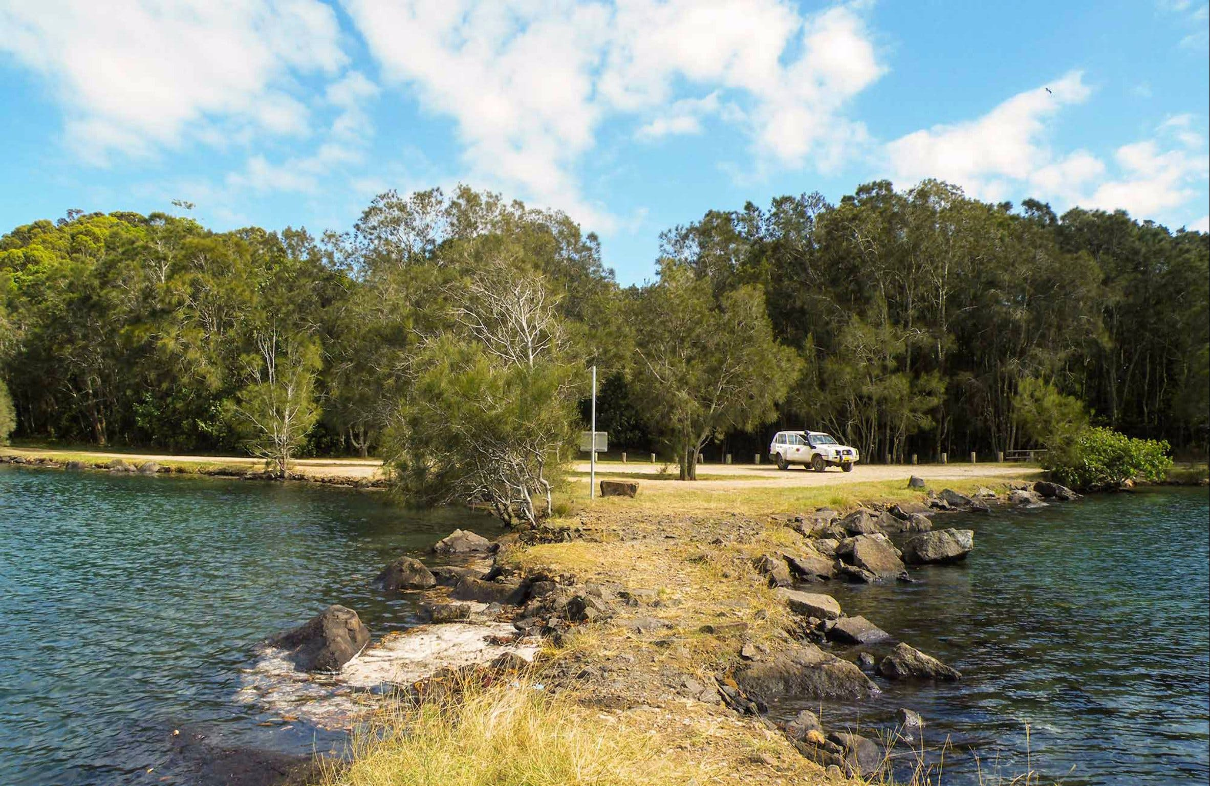 Brunswick River Picnic Area - Tourism Cairns