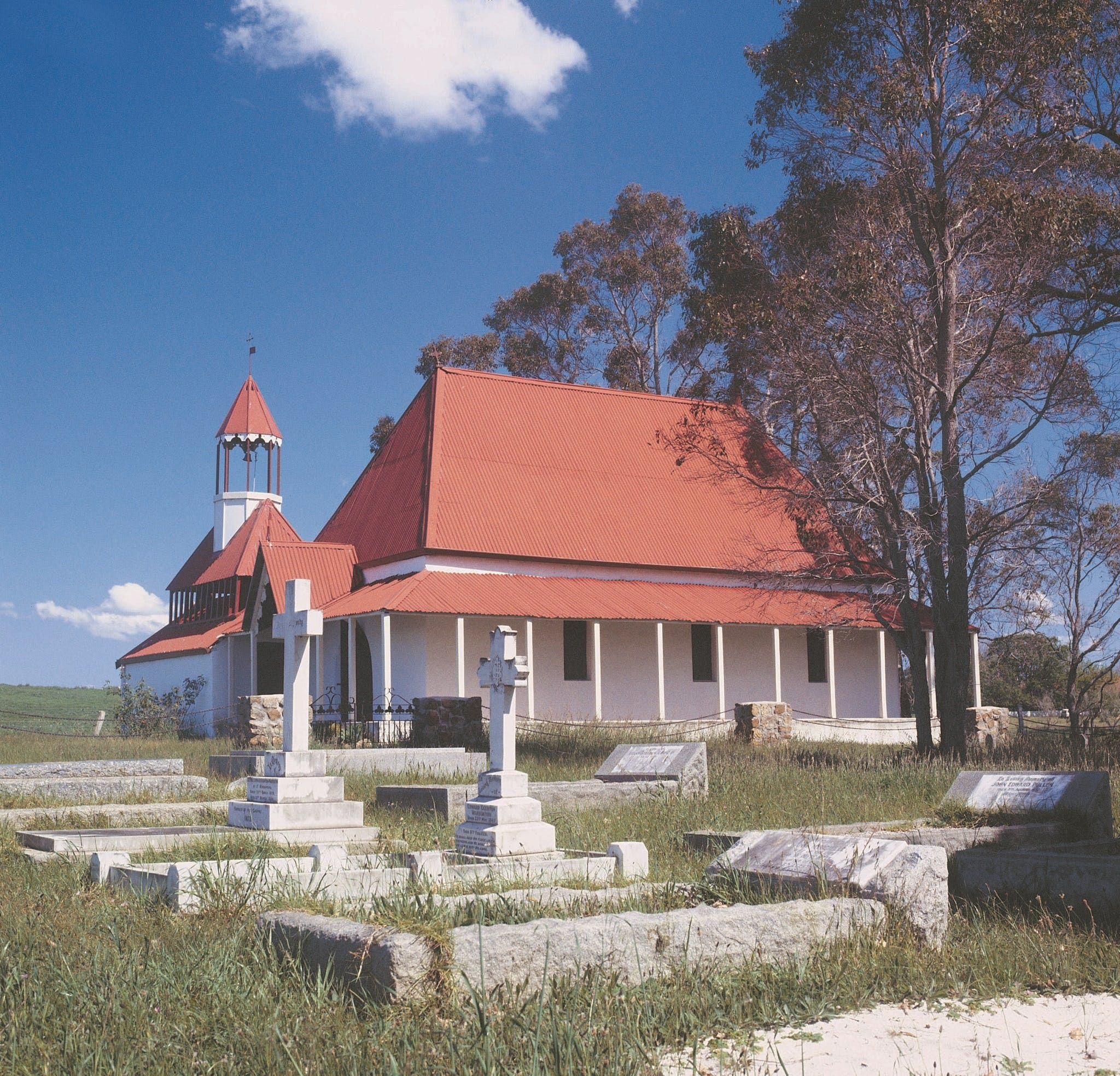 St Werburgh's Chapel - Tourism Cairns