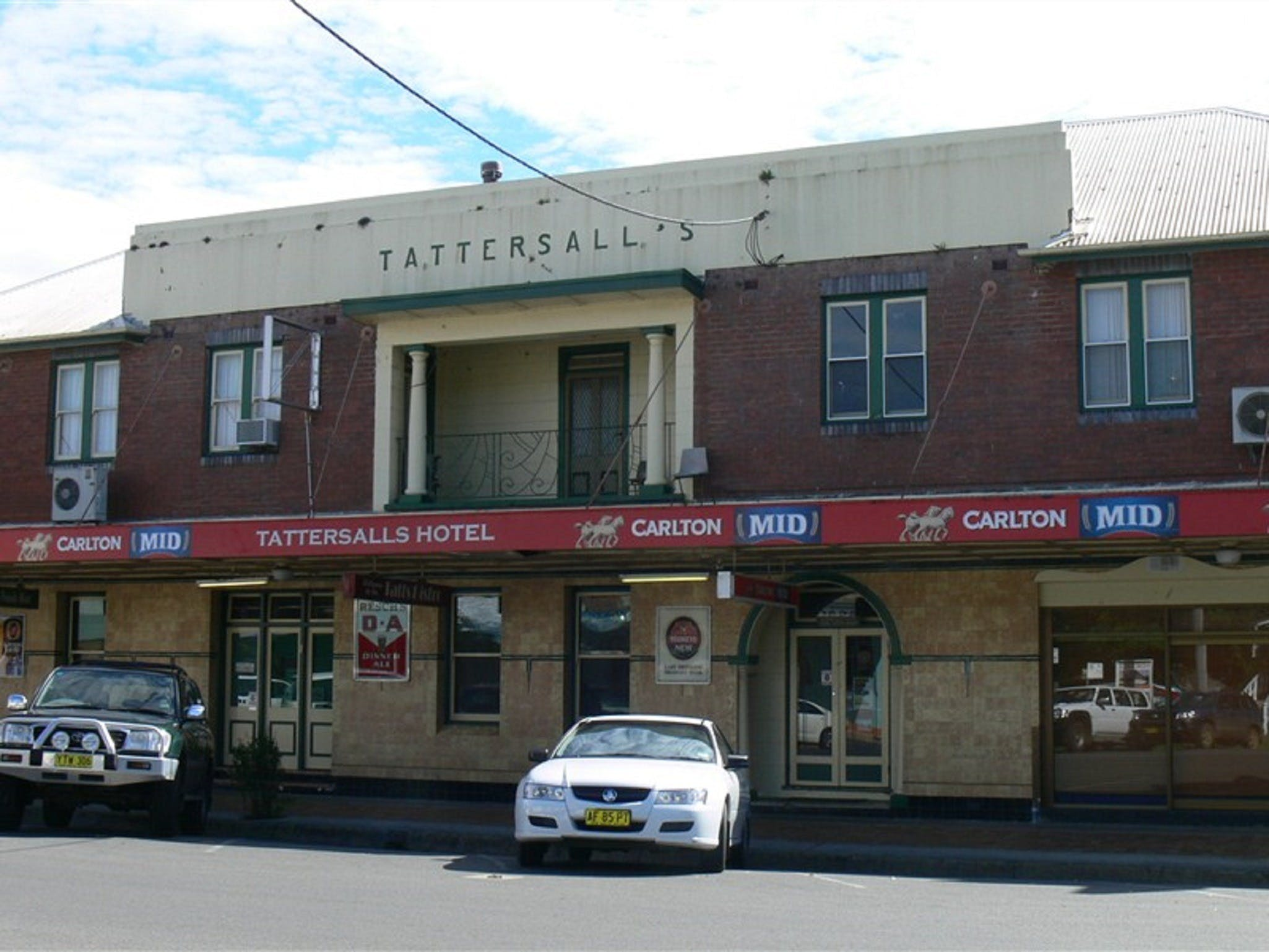 Tattersalls Hotel - Casino - Tourism Cairns