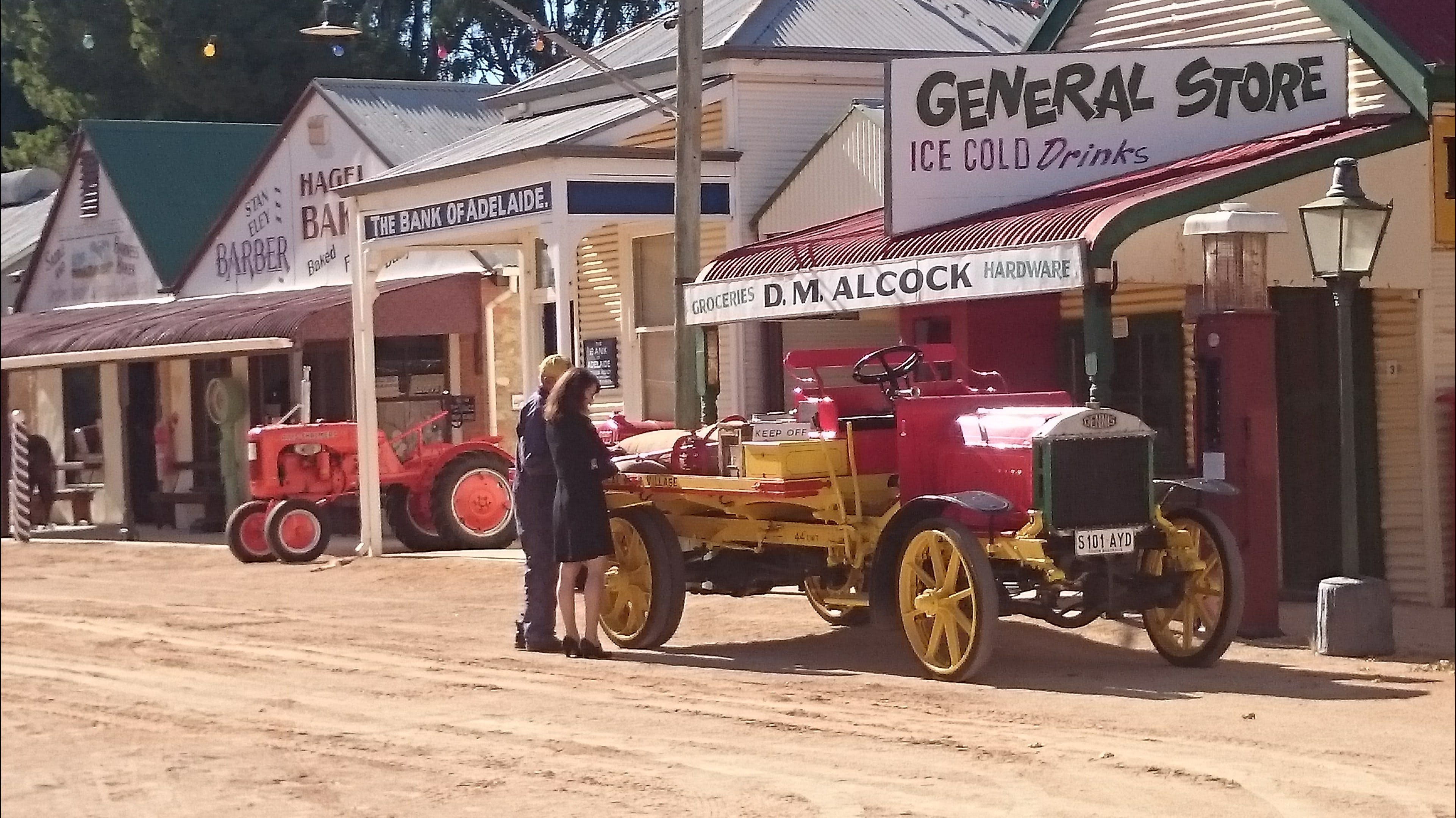 The Village Historic Loxton - Tourism Cairns