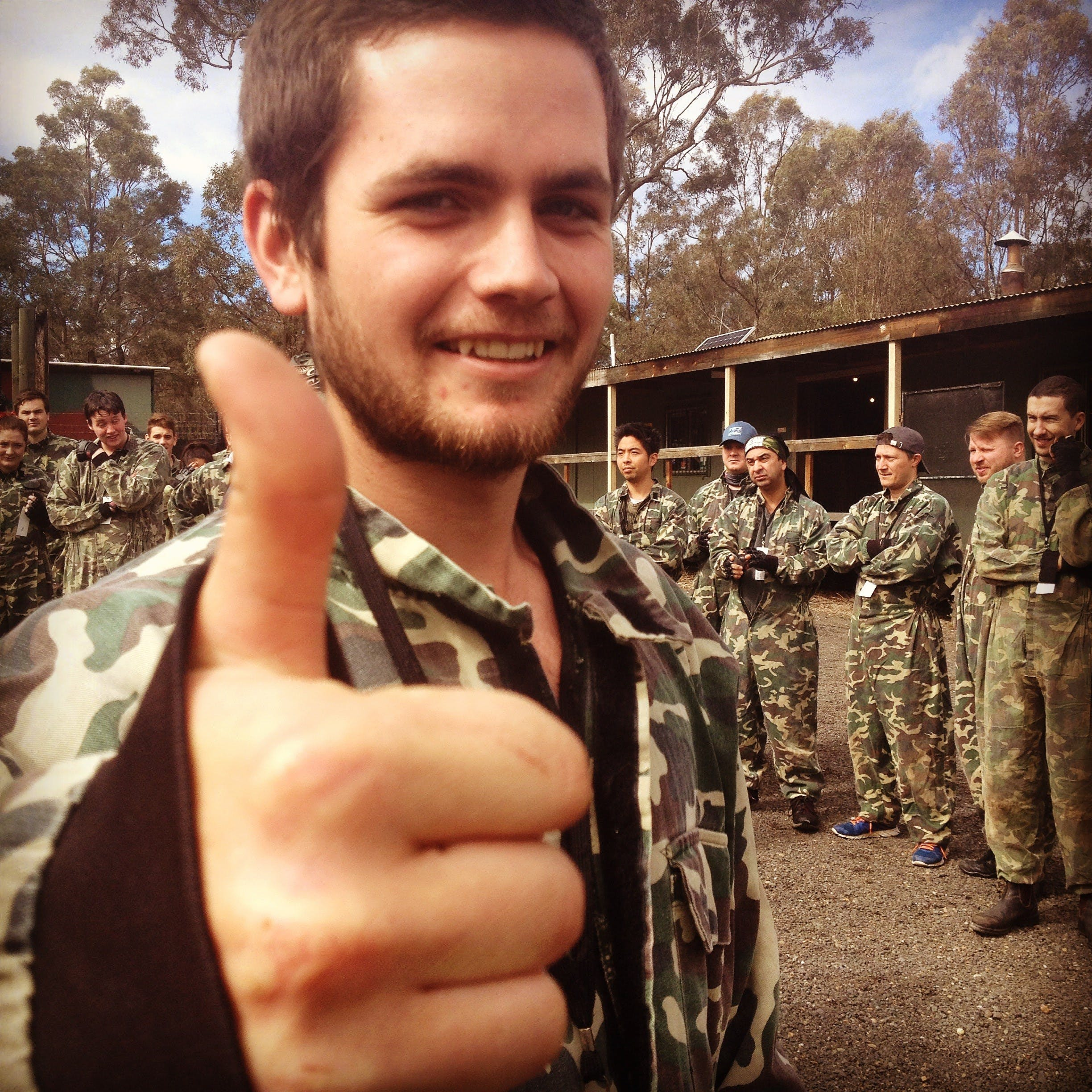 Ultimate Paintball Sydney - Tourism Cairns