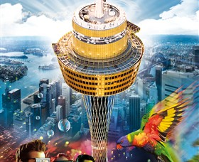 Sydney Tower Eye - Tourism Cairns