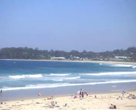 Mollymook Surf Beach