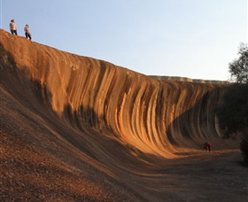 Wave Rock - Tourism Cairns