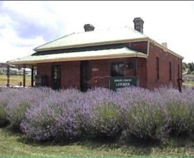 Lavender House in Railway Park - Tourism Cairns