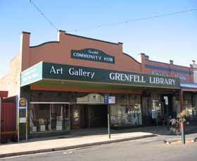 Grenfell Art Gallery - Tourism Cairns