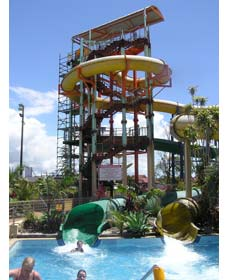 Ballina Olympic Pool and Waterslide - Tourism Cairns