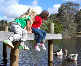 Vasse River and Rotary Park - Tourism Cairns