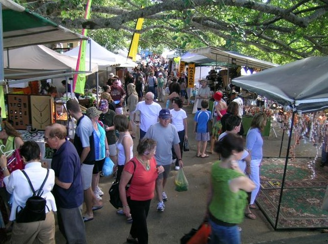 Eumundi Markets - Tourism Cairns