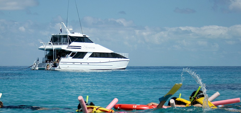 Seastar Cruises - Tourism Cairns