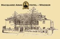 Macquarie Arms Hotel - Tourism Cairns