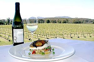 Rochford Winery Restaurant - Tourism Cairns