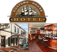 Customs House Hotel - Tourism Cairns