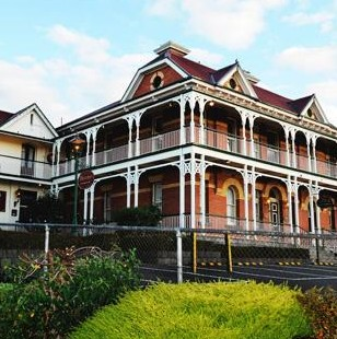 Old England Hotel - Tourism Cairns