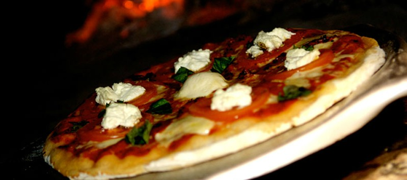 Olivo Woodfired Pizza  Pasta - Tourism Cairns