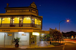 The Club Hotel - Tourism Cairns