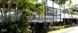 Central Hotel - Tourism Cairns