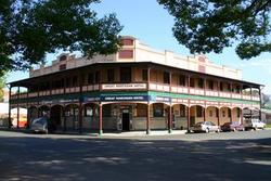The Great Northern Hotel - Grafton - Tourism Cairns