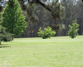 Inverell Golf Club - Tourism Cairns