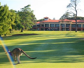 Royal Canberra Golf Club - Tourism Cairns