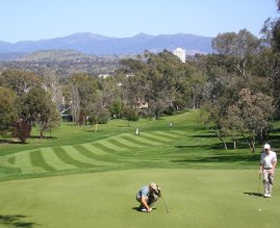 Fairbairn Golf Club - Tourism Cairns