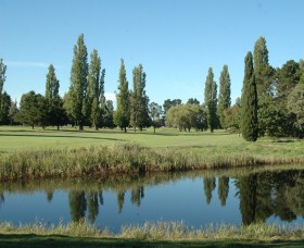 Goulburn Golf Club - Tourism Cairns