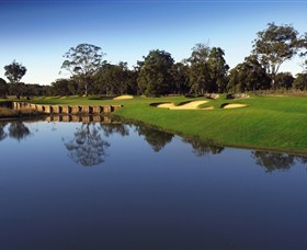Kooindah Waters Golf Club - Tourism Cairns