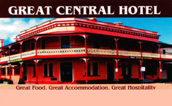 Great Central Hotel - Tourism Cairns