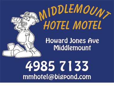 Middlemount Hotel Motel Accommodation - Tourism Cairns