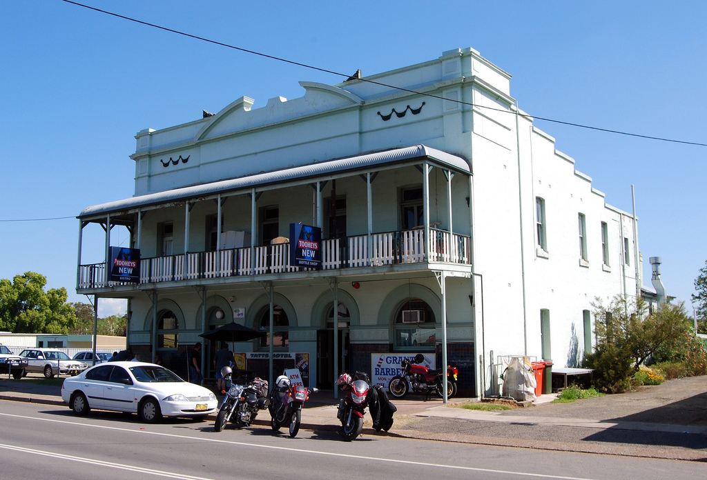Tattersalls Hotel - Tourism Cairns
