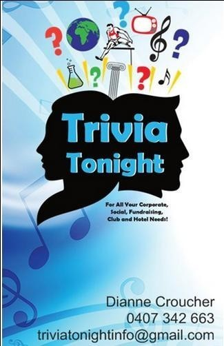 Trivia Tonight - Tourism Cairns