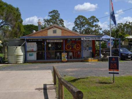 Buxton General Store - Tourism Cairns