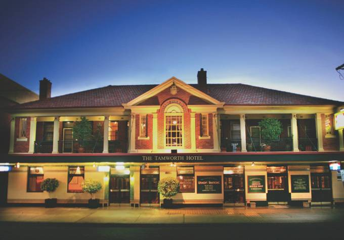 Tamworth Hotel - Tourism Cairns